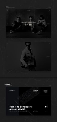Web. — 2015 on Behance