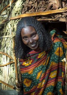 Borana Tribe Woman, Yabelo, Ethiopia | by Eric Lafforgue