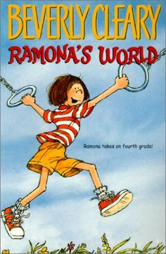 part of the ramona series by beverly cleary. i read these books a hundred+ times when i was a kid.