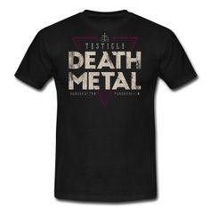 Evile Men/'s  Enter The Grave T-shirt Black Rockabilia