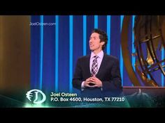 Joel Osteen - A Magnet for Blessings - Commanded Blessings!!
