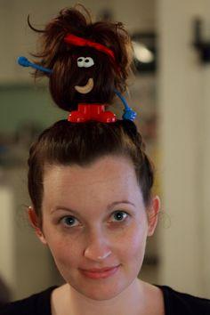 13 Best Crazy Hair Day Spirit Week Ideas Images Crazy Hair Days