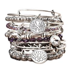 Got 2 bracelets with charms from my kids......I Want More!
