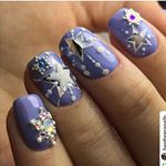 See this Instagram photo by @fashion_nail_russia • 1,076 likes