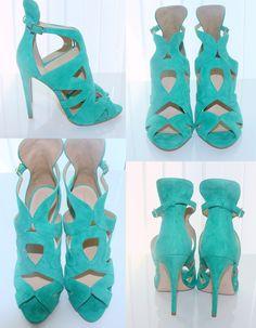 My new babies! #zara #heels #sandals