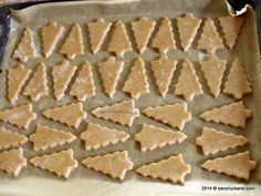 Cookie Recipes, Dessert Recipes, Biscuits, Christmas Desserts, Plant Based Recipes, Diy Food, Holiday Recipes, Christmas Recipes, Oreo