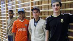 Intervju med Jawad Said, Felix Jatta, Jonathan Bendu og Mohammed Ahmed fra ungdomsbedriften Aktiv Asyl i Nettavisen.