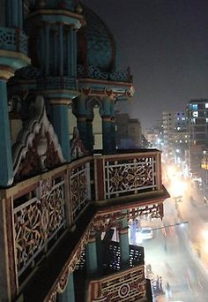 View from Chandanpura Mosque in Bangladesh. #MostBeautifulArchitecture #Mosques