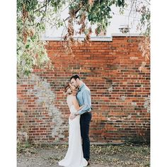 :heart::heart::heart: this brooklyn-inspired shoot featuring our @sarahseven gown   photo by: @eldenmedia