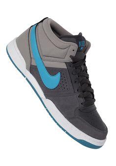 Nike Renzo 2 Mid anthracite/neo turq-strt Grey #planetsports