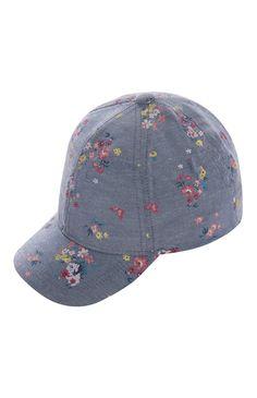 Primark - Floral Chambray Cap
