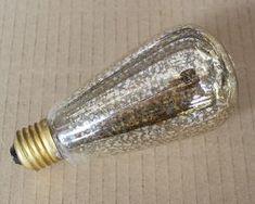 Dekoračná-žiarovka-ANTIQUE-TEAR-E27-40W-Teplá-biela4 Led, Antiques, Antiquities, Antique, Old Stuff