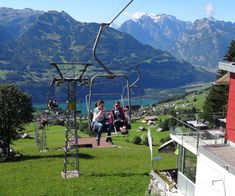 Discover the pre-Alpine mountain landscape high above the Walensee and delight in a high-Alpine hike with superb views. Alpine Mountain, Mountain Trails, Mountain Landscape, Switzerland, Skiing, Play Areas, Mountains, Walks, Summer