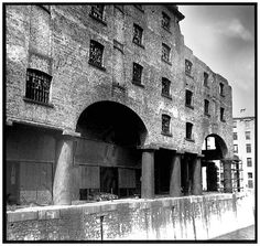 Derek Hayamson Albert Dock pre re- development Liverpool Docks, Liverpool History, Liverpool Home, Liverpool England, Modern Metropolis, Local History, Hens, Old Town, Old Photos