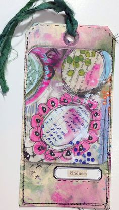 Life Book 2015 - Week 2 - Playing Tag with Roben-Marie Smith & Making a 'Celebration Jar' with Tam - willowing & friends