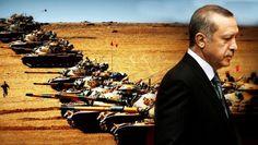 सीरिया-तुर्की सीमा पर तनाव, अत्यंत ख़तरनाक