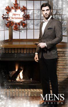 La elegancia se distingue en #Invierno, el frío es un pretexto para vestir bien. ¡Luce Fashion! #Navidad.