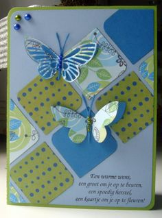 F4A134 Butterfly wishes by niki1 - Cards and Paper Crafts at Splitcoaststampers