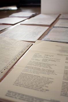 A Multi-step tutorial on organizing (and purging) all of the important paperwork in your life.