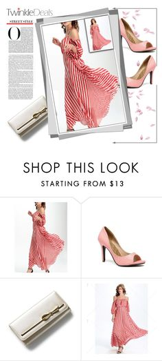 """TWINKLEDEALS  18"" by melissa995 ❤ liked on Polyvore"