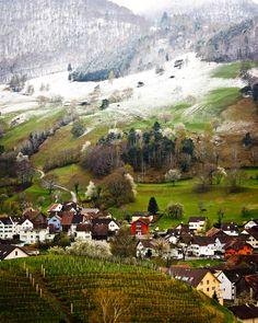 Liechtenstein countryside