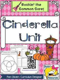 Cinderella Venn Diagram Compare Contrast Wiring Light Story Map | Fairy Tales, Folktales, & Fables Pinterest ...