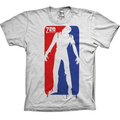 ZRA Official Tee Mens, $22, now featured on Fab.