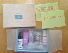 Birchbox julio 2015: Summer Fun