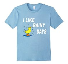 Mens I Like Rainy Days T-Shirt Duck Happy Rain 2XL Baby B... https://www.amazon.com/dp/B077CYP4F7/ref=cm_sw_r_pi_dp_x_ALGcAb8F91RPC #Ilikerainydays, #duck, #rainfall, #boots, #water, #bird, #cute, #animals, #raindrops, #yellow, #colorful, #cartoon #motivationalphrases, #image, #blue