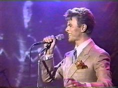 ♪ Melody is my Medicine ♪ Part 1-David Bowie on Arsenio Hall Show. July '93. - YouTube