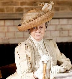 Downton Abbey - Dowager Countess of Grantham