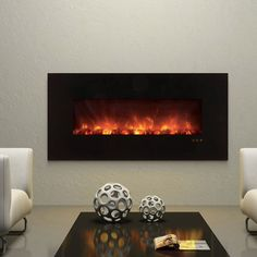 Modern Flames CLX Series Ambiance Custom Linear Delux Electric Fireplace & Reviews   Wayfair. $1,189.00