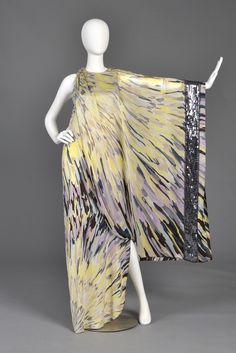 Missoni One-Armed Silk Caftan | BUSTOWN MODERN