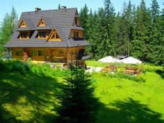 in the mountains - Zakopane, Slaskie