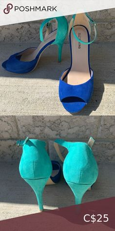 Shop Women's Call It Spring Blue Green size 7 Heels at a discounted price at Poshmark. Description: The most beautiful pair of shoes by Call it Spring in Size Very comfortable. Plus Fashion, Fashion Tips, Fashion Design, Fashion Trends, Spring Shoes, Character Shoes, Dance Shoes, Shoes Heels, Pairs