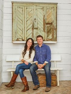 "If you are a fan of the HGTV show, ""Fixer Upper"", they need no introduction. Check out how to get the Fixer Upper look in your home!"