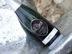 GROF CLASSIC Natural Sparkling Wine...By CAT design
