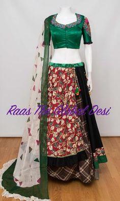 Indian Dresses, Indian Outfits, Global Desi, Brocade Blouses, Lehenga Choli Online, Indian Embroidery, Saree Blouse, Salwar Kameez, Bridal Dresses