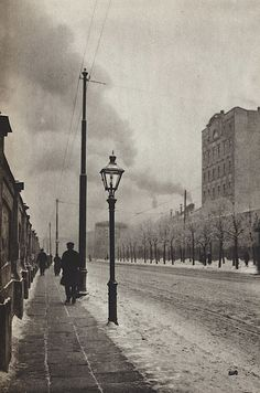 Moscow, 1920s