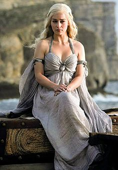 Emilia Clarke in Game of Thrones - My fav