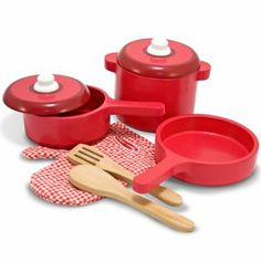 Melissa & Doug® Kitchen Accessories Play Set from jcp.com.