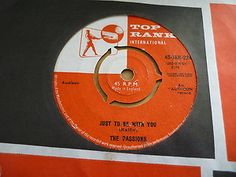 THE PASSIONS - Just To Be With You -