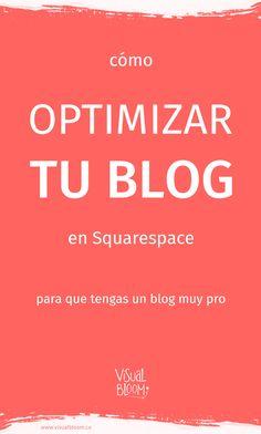 En este post te voy a enseñar algunos trucos para que le saques chispas a tu blog en Squarespace, y explotes todas las posibilidades que te ofrece esta plataforma para bloguear en serio. #Squarespace #DiseñoWeb #Blogger #NegocioOnline #SquarespaceEnEspañol