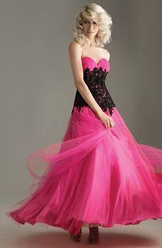 Modest A-line Elastic Woven Satin Sweetheart Lace up Floor Length Graduation Dress