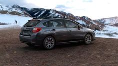 Subaru Impreza   The New 2015 Impreza Hatchback Sedan