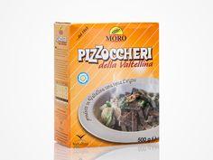 Great tasting, children love it, what can't you say about Pizzoccheri! http://www.italiaregina.it/moro-valtellina-pizzoccheri-pasta/