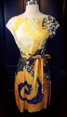 Dress Project - Only 2 original dresses, handmade, now being sold @fringebtq