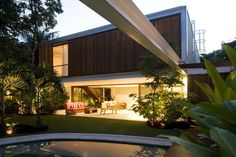 Residência GR / Arquiteto: Bernardes Jacobsen Arquitetura