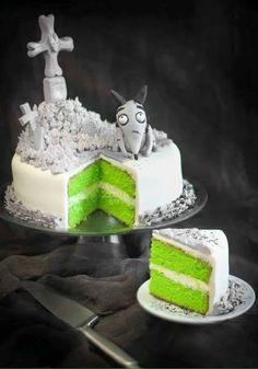 Orrori da gustare: dolci torte e leccornie varie uscite da un film horror (27 FOTO) http://staypulp.blogspot.com/2016/08/orrori-da-gustare-dolci-torte-e.html