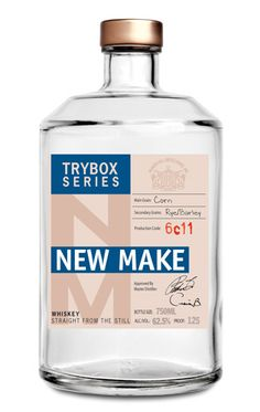 Trybox Series Corn New Faire Whiskey